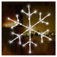buyplumbing net product snowflake window decoration with led