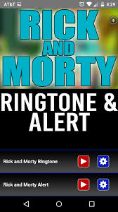 Amazon Com Rick And Morty Theme Ringtone Appstore For Android