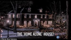 chandler and moved into the home alone house in friends a