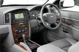 2005 Grand Cherokee Interior Jeep Grand Cherokee 2005 Car Review Honest John
