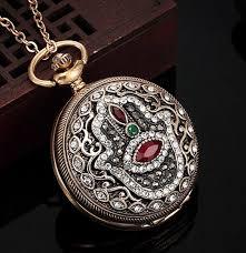 long chain fashion necklace images Evil eye hand stunning fashion turkish jewelry long chain watch jpg