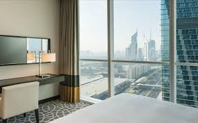 three bedroom apartment sheikh zayed road view sheraton grand