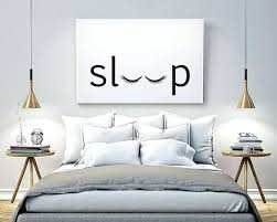 Wonderful Bed Decor Wall Decoration Bedroom Incredible Best