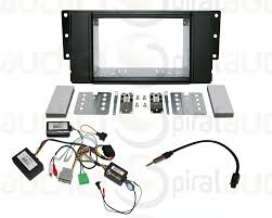land rover lr3 black land rover lr3 2005 2009 radio stereo dash kit standard 2din