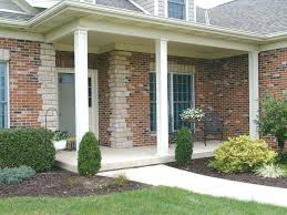 articles with front porch column ideas tag terrific exterior