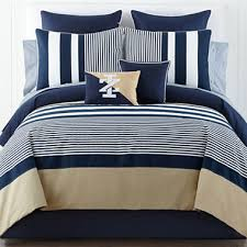 Jcpenney Comforters And Bedding Izod Classic Stripe Comforter Set And Accessories