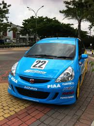 mobil honda sport gettinlow spoon sports randy jo u0027s honda jazz