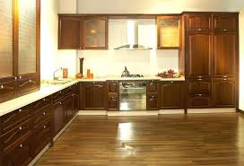 wooden kitchen cabinets wholesale white solid wood kitchen cabinets faced