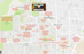 Lincoln Illinois Map by A Judgmental Map Of Purdue University The Black Sheep