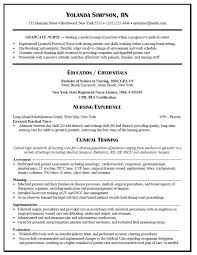 exles of lpn resumes nursing resume exles new graduates exles of resumes
