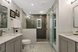 Spa Like Bathroom - see a couple u0027s new spa like bathroom from lowe u0027s and houzz