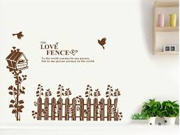 Birdcage Home Decor Tree Branch Bird Cage Kids Removable Home Decoration Wall Stickers