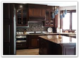 cherry cabinets in kitchen caves kitchens and built in cabinetry