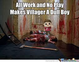 The Villager Meme - villager by owenedwards95 meme center