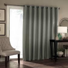 Patio Door Curtain Eclipse Blackout Grommet Top 84 Patio Door Curtain Jcpenney