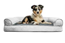 Crib Mattress Dog Bed by Furhaven Plush Sofa Dog Bed Pet Bed Walmart Com