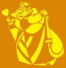 queen of hearts pumpkin template photo queenofhearts3 png