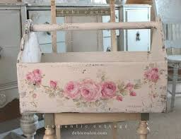 Shabby Chic Funiture by Pinterest Vintage Shabby Chic Crafts And Ideas Yahoo Image