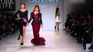 mercedes charity charity water mercedes fashion week fw 2015 collections