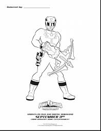 marvelous mighty morphin power rangers coloring pages power