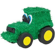 Anniversaire Tracteur by