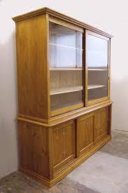 Cabinet With Sliding Doors German Storage Cabinet With Sliding Doors 1910s For Sale At