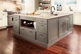 kitchen awesome dark brown wood stainless unique design small