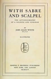 black friday home depot canal winchester ohio deals softener salt john a wyeth john allan 1845 1922 with sabre and scalpel the