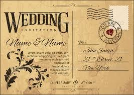 vintage wedding invites vintage wedding invitation templates marialonghi