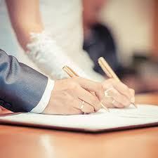 wedding registration wedding registration documentation