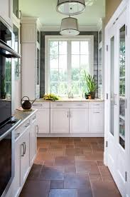 white kitchen flooring ideas brown floor tiles kitchen leola tips