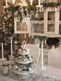 Christmas Table Decoration Ideas Blue Silver by 164 Best Silver Christmas Images On Pinterest Silver Christmas