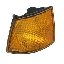 turn signal light assembly bmw e32 passenger front turn signal light assembly 88 to 94 listed
