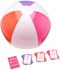 amazon com avant garde bridal ball toss bridal shower party game