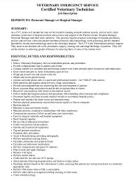 veterinary technician resume exles veterinary assistant resume sles veterinary assistant resume