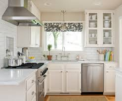 Country Kitchen Cabinet Colors Choose Flooring That Compliments Cabinet Color Burrows Cabinets