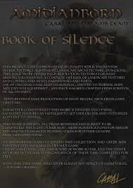 download motocross madness amidianborn book of silence at skyrim nexus mods and community