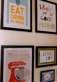 kitchen wall decor home design