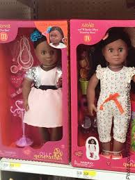 cute hairstyles for our generation dolls black doll collecting october 2015