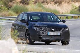 peugeot sedan 2017 peugeot prepares to facelift 308 model lineup for 2017 autoevolution