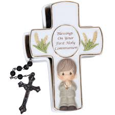 communion gift for boy communion gifts blessings on your holy communion bisque