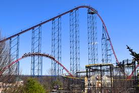 The Goliath Six Flags Another Not California Report Six Flags New England California