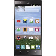 talk android talk zte lever android prepaid smartphone walmart