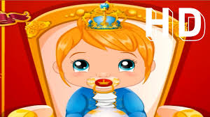 royal baby shower games for kids hd baby video youtube