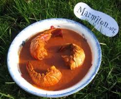 cuisiner queue de langoustes crues surgel馥s queues de langoustes façon sauce américaine recette de queues de