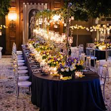Fall Table Decorations For Wedding Receptions - destination wedding in italy four seasons hotel florence