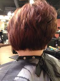 wedge haircut with stacked back best 25 cute short inverted bob haircuts