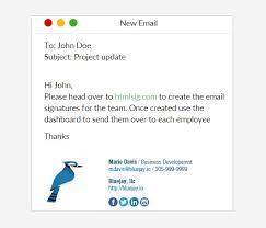 21 best email signature generators tools u0026 online makers free