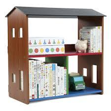 bookcase white wood bookcase wooden sling bookshelf default name childrens wooden