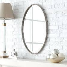 Chrome Bathroom Mirrors by Wall Mirror Chrome Wall Mirrors Chrome Wall Mount Mirror Chrome